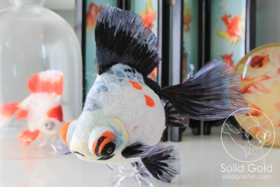 Deme*tyoubi Felted Goldfish Art Unboxing + Giveaway