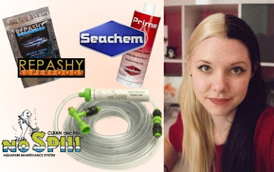 Subscriber Giveaway! Seachem, Repashy, and Python Products!